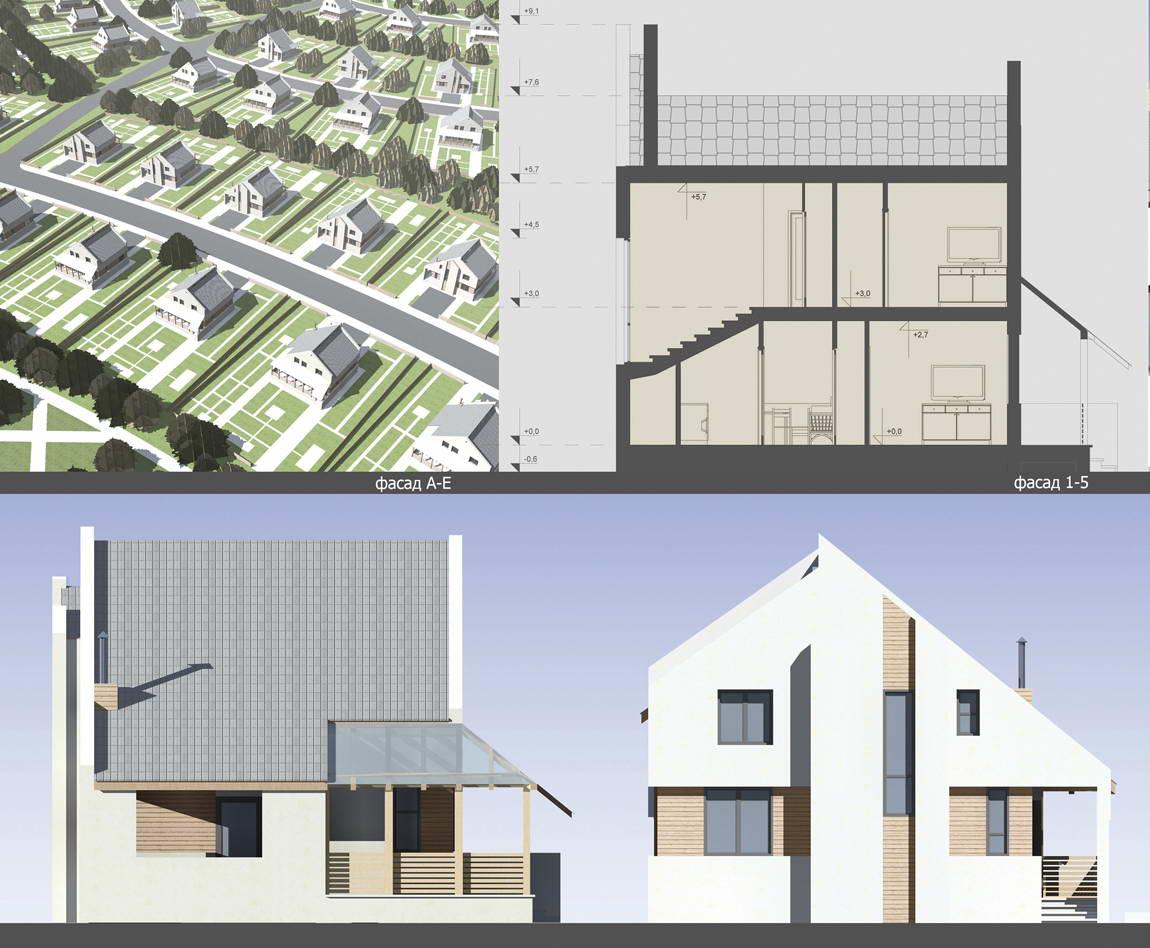 Проект дома асд 1