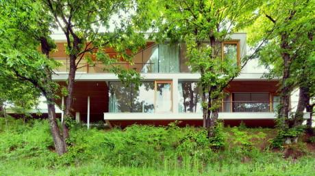 Дом на склоне в Словении