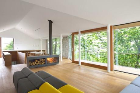 Дом Катарина (House Katarina) в Словении от Multiplan arhitekti.