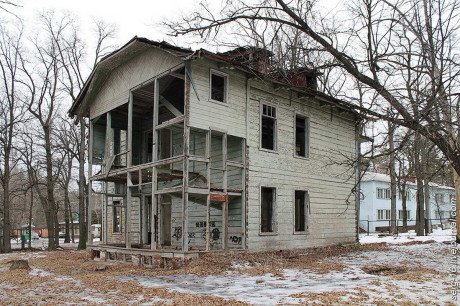 Дом на Дубовой 36 (House in Dubovka) в России.
