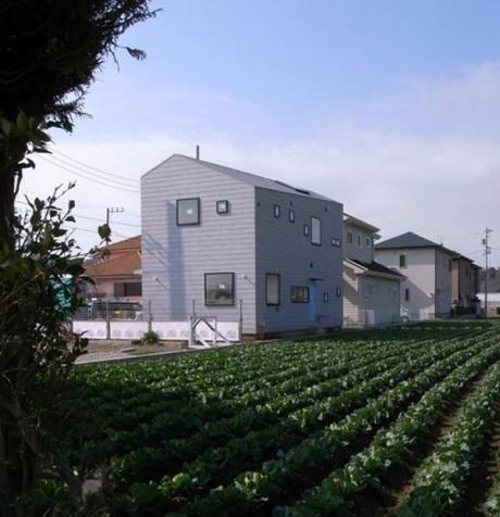 Загородный дом в Японии 7