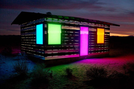 Lucid Stead в США от Phillip K. Smith III.