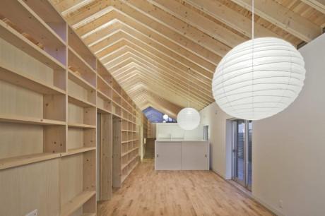Деревянный дом в Японии 7
