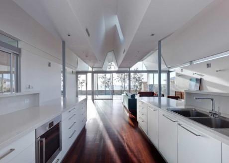 Современный пляжный дом (Modern Beach House in Western Australia) в Австралии от Iredale Pedersen Hook Architects.