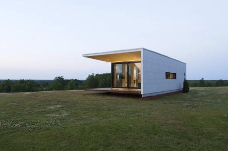 Модульный дом в Эстонии