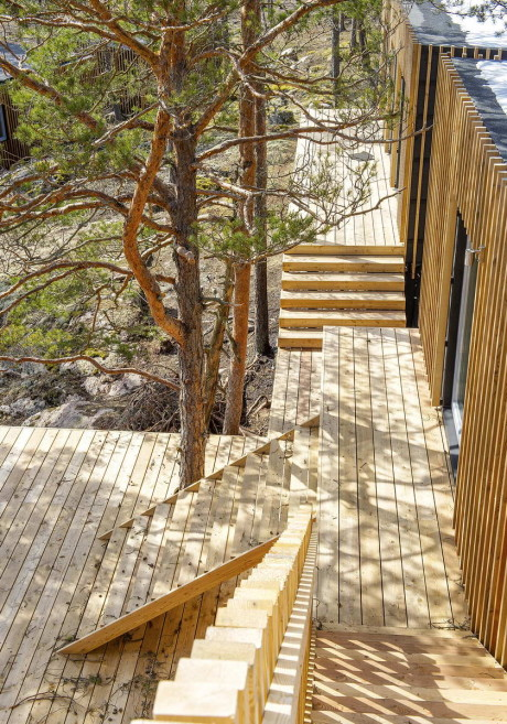 Дом для отдыха в Швеции