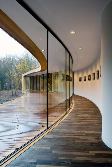 Вилла К (Villa K) в Голландии от ARCHITECTENCSK.