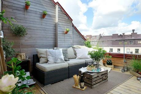 Квартира на Розенгатан (Apartment on Rosengatan) в Швеции.