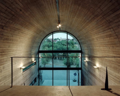 Арт-склад (Armazem de Arte) в Греции от A31 Architecture.