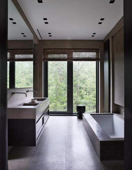 Загородная резиденция (Asia Residential Resort) в Южной Корее от Piet Boon Architecture.