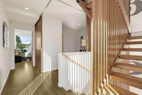Дом Ballard Aperture (Ballard Aperture House) в США от First Lamp Architecture.