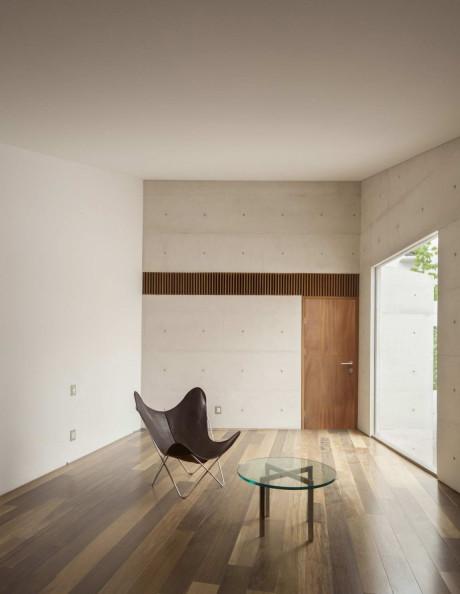 """Дом """"CAP"""" (CAP House) в Мексике от Estudio MMX."""