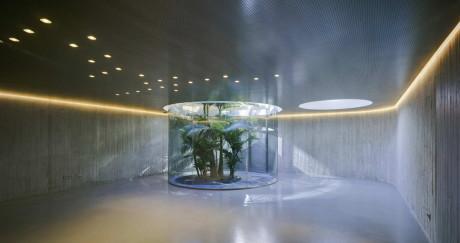 Дом 4 в 1 (Casa 4 en 1) в Испании от Clavel Arquitectos.