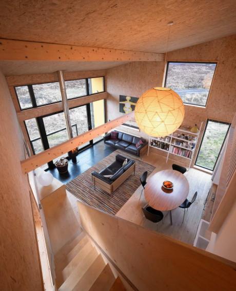 Курятник (Hen House) в Шотландии от Rural Design.