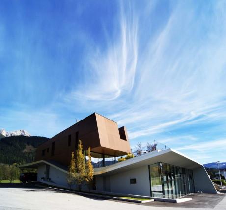 Дом с клиникой в Австрии