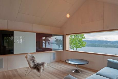 Дом Офф/Рамберг (House Off/Ramberg) в Норвегии от Schjelderup Trondahl Architects AS.