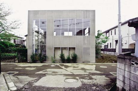 Дом-сад в Японии