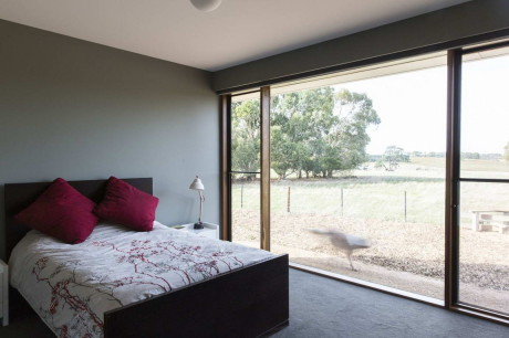 Дом Leura Lane (Leura Lane House) в Австралии от Cooper Scaife Architects.