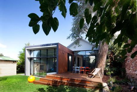 Расширение дома в Австралии 25