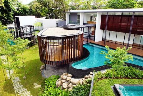 Загородный дом в Сингапуре