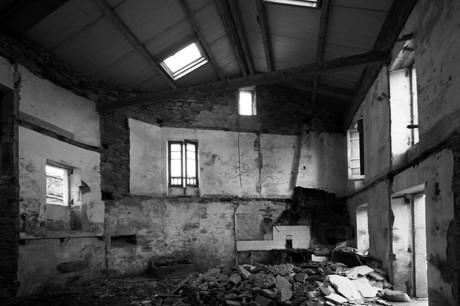 Восстановление каменного дома в Испании