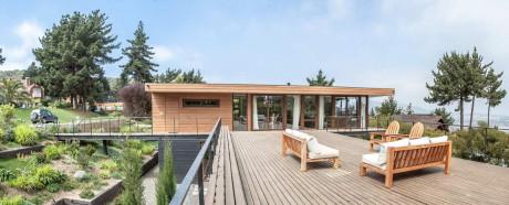 Дом Тавонатти (Tavonatti House) в Чили от PAR Arquitectos.