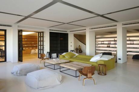 Вилла Yarze (Villa Yarze) в Ливане от Raed Abillama Architects.