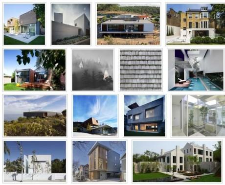Лучшие проекты современных жилых домов 2013 года