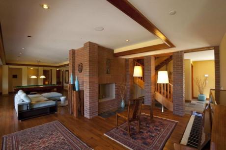 Дом в стиле Райта в США
