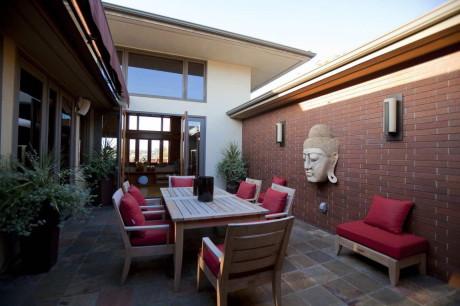 Дом Бакскин Драйв (Buckskin Drive) в США от Whipple Russell Architects.