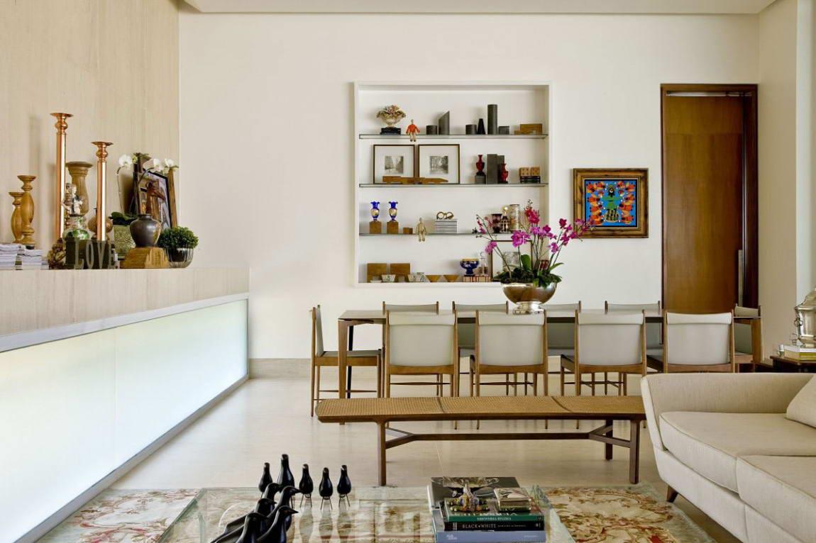 Casa do Patio 10 135x135 Дом вокруг двора в Бразилии минимализм декор двор