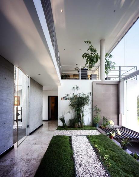 Дом Эстар (Estar House) в Мексике от REC Arquitectura.