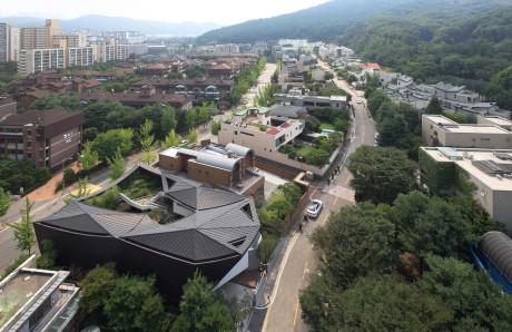 Дом-участок в Южной Корее
