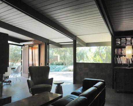 Дом Гелб (Gelb House) в США от A. Quincy Jones, реконструкция Bruce Norelius Studio.