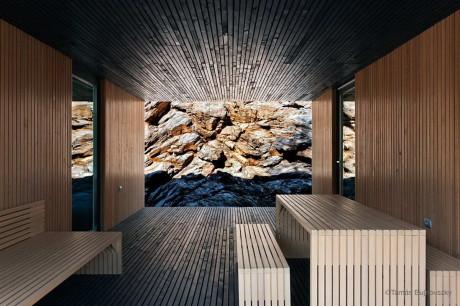 Холодный дом (Hideg House) в Венгрии от Beres Architects Ltd.