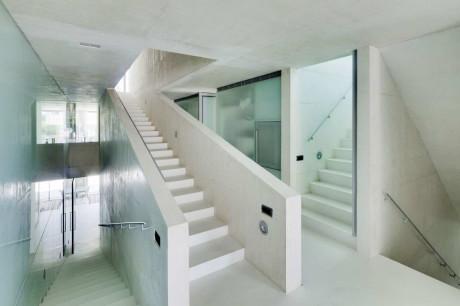 Дом Медуза (Jellyfish House) в Испании от Wiel Arets Architects.
