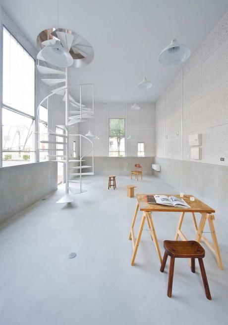 Дом К (K House) в Японии от Kimura Matsumoto.
