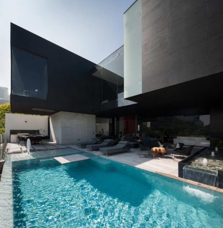 Новый дом в Мексике