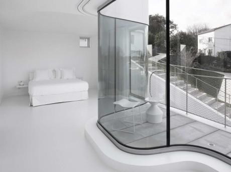 Дом V (Casa V) в Испании от Dosis.