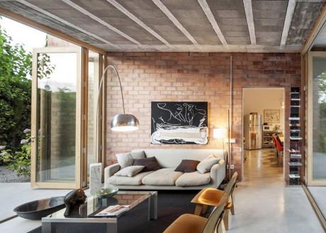 Дом 1101 (House 1101) в Испании от H Arquitectes.