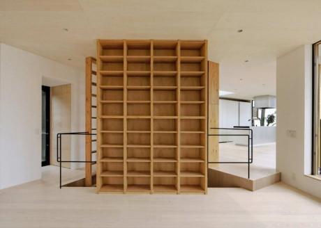 Дом Крампон (Krampon House) в Японии от Shogo Aratani.