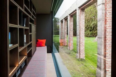 Дом La Branche в Бельгии от DMOA Architecten.