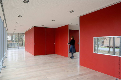 Резиденция Леннокс (Lennox Residence) в Бельгии от Artau Architecture.