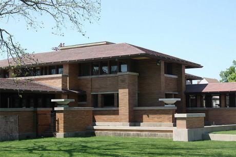 Дом Мартина (Martin House Complex)