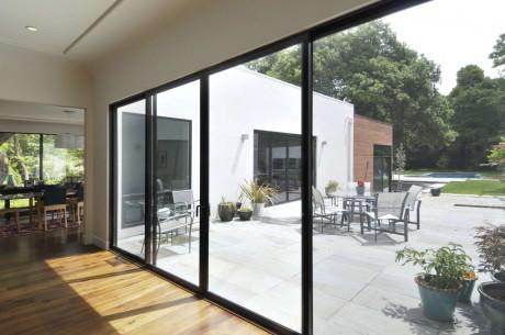 Резиденция Менло Оакс (Menlo Oaks Residence) в США от Ana Williamson Architect.