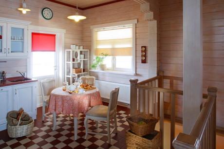 Дом NLK-домостроение в России от Ильи Насонова.