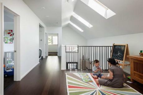 "Дом ""Парк Пассиве"" (Park Passive) в США от Nicholson Kovalchick Architects."