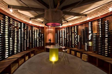 Винный дом (Thurston Wine House) в США от Jones Studio.