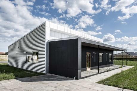 Энергосберегающий дом в Дании
