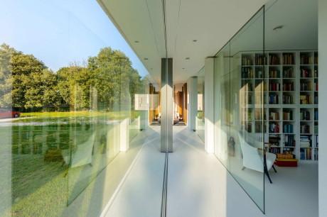 Вилла Стерк (Villa Sterk) в Голландии от Inbo.